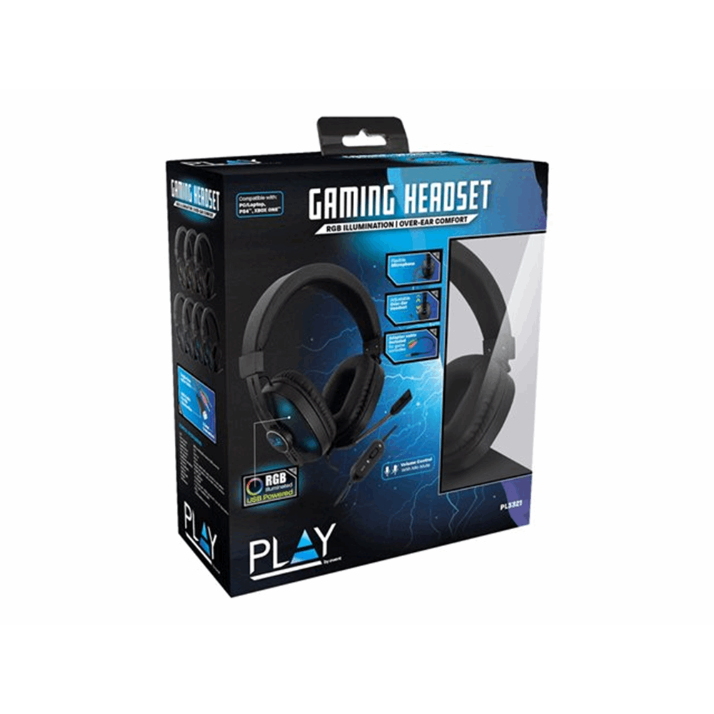 EMINENT Play Gaming RGB Headset