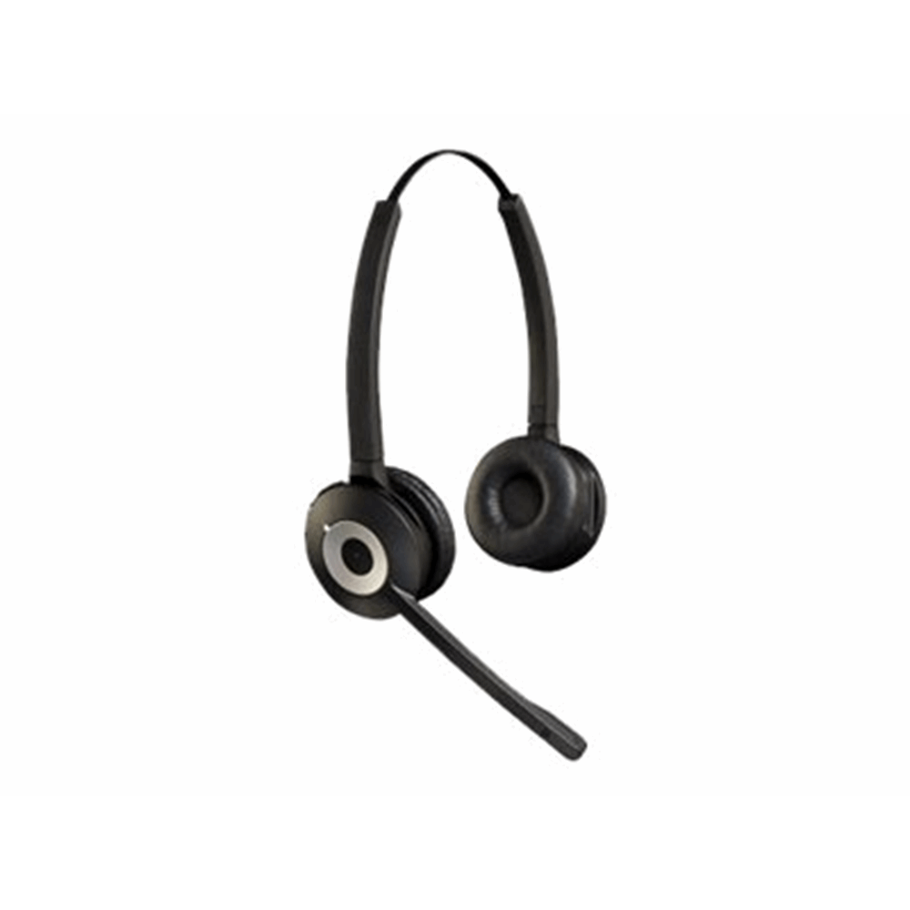 GN Jabra 920 Pro headset stereo noise cancelling