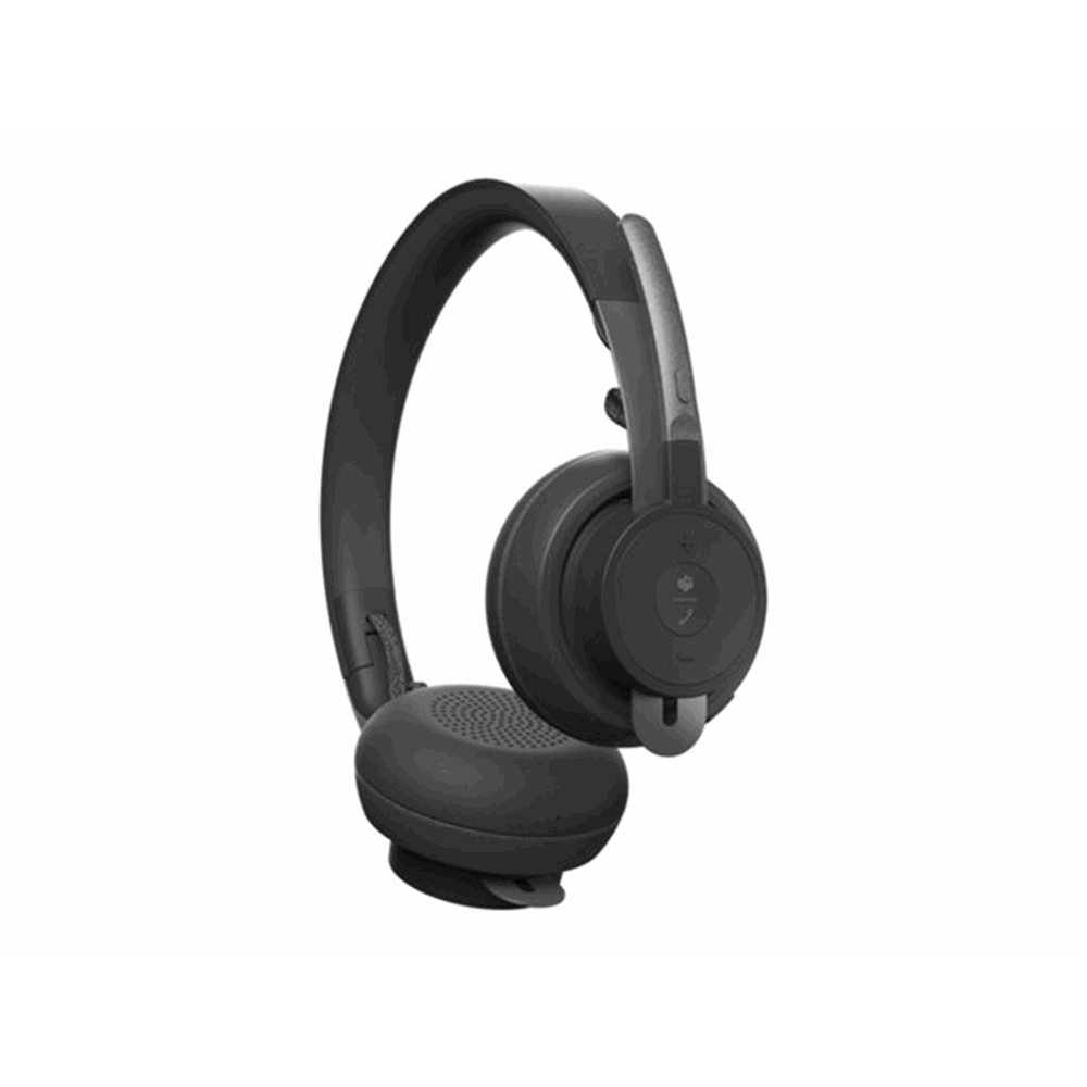 Logitech Zone Wireless Teams - GRAPHITE- EMEA